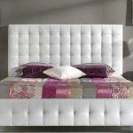 cama tapizada productor de muebles en la habana